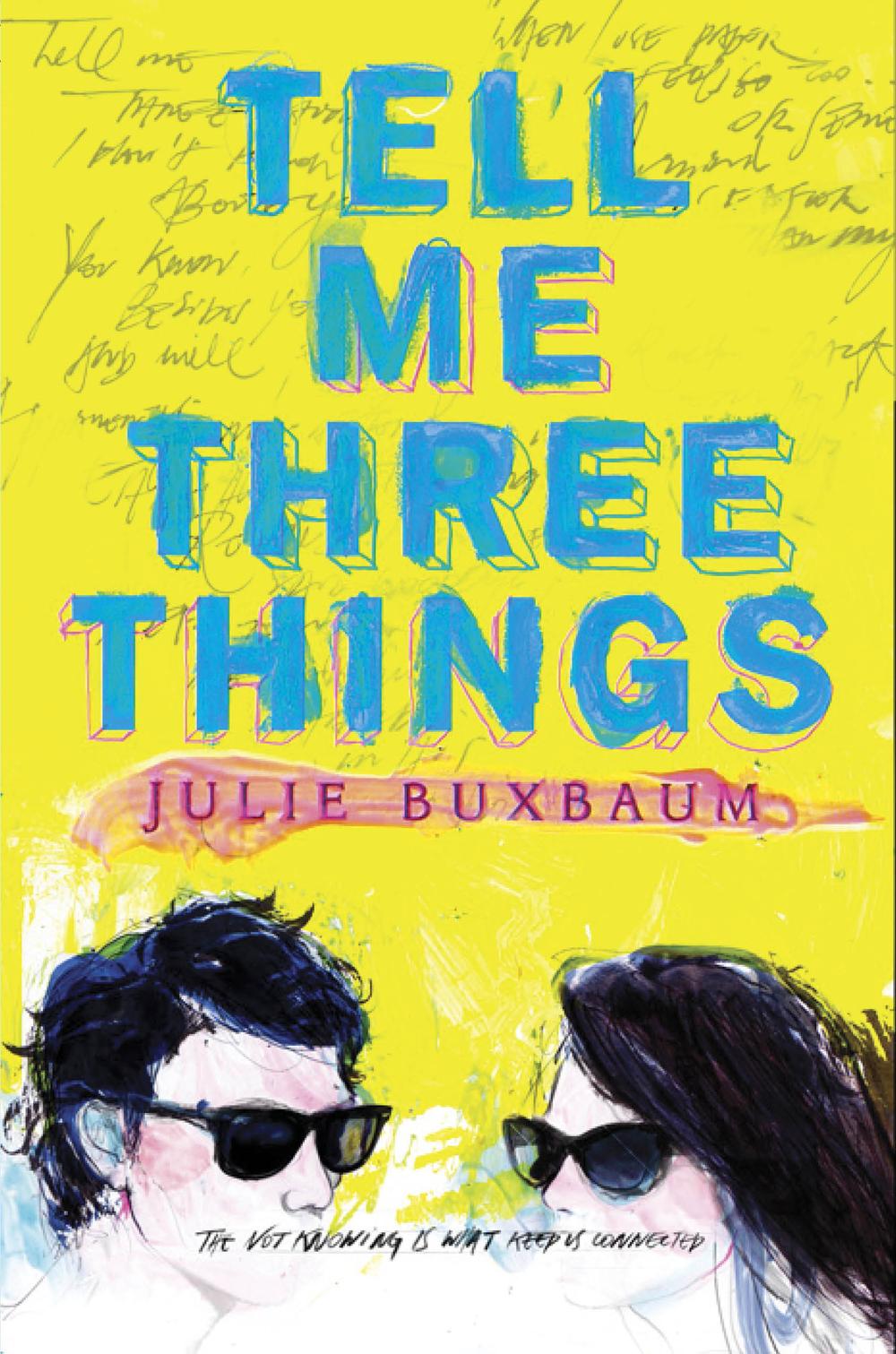 Tell Me Three Things (killed design)