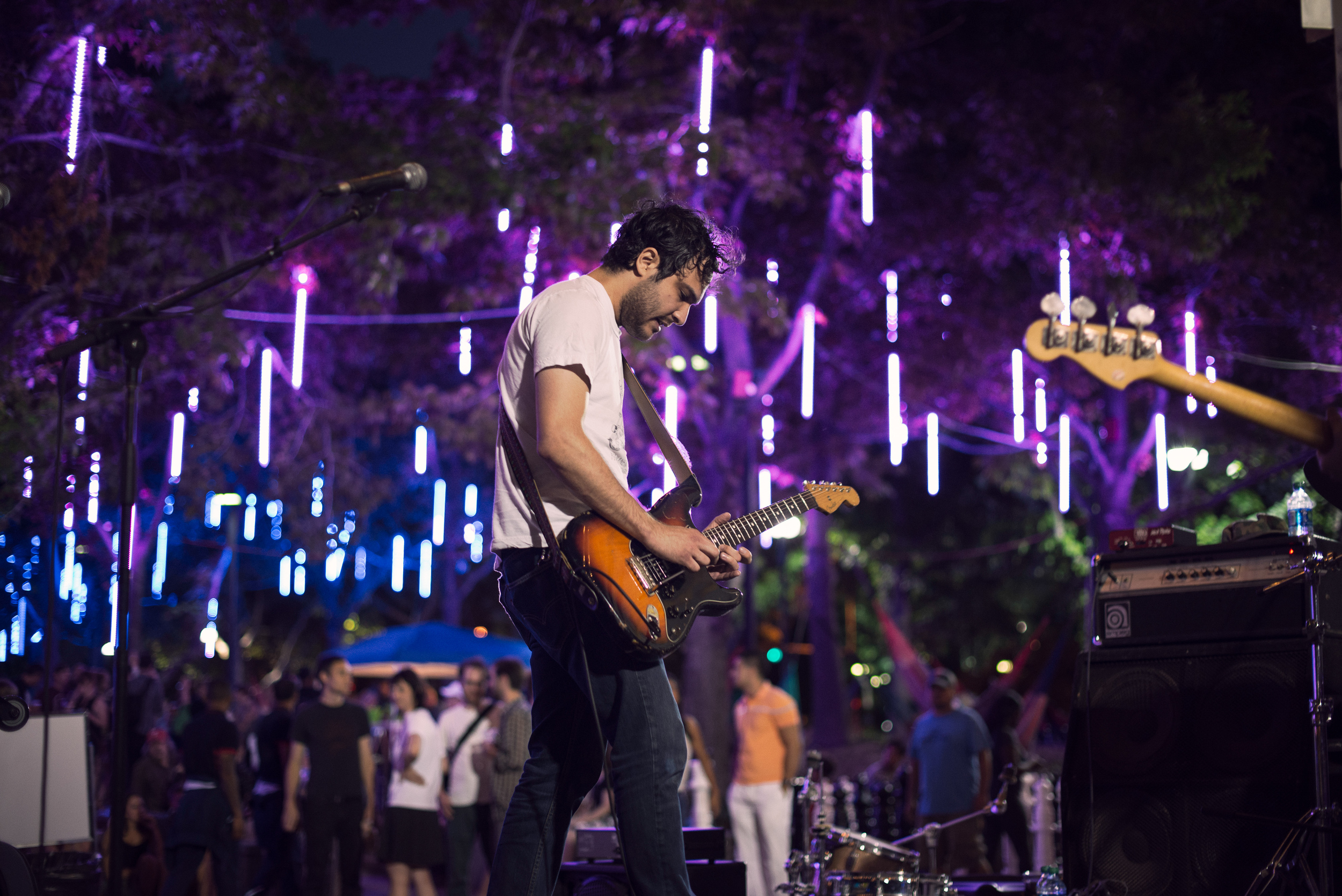 Purling Hiss at Spruce Street Harbor Park