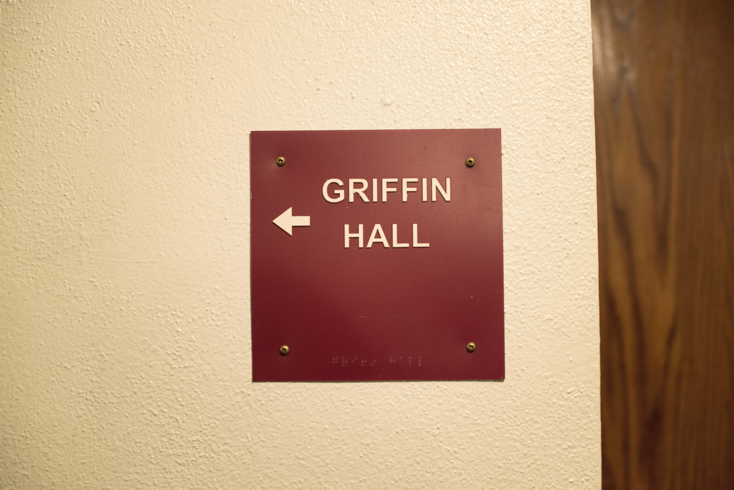 Griffin Hall at the Church