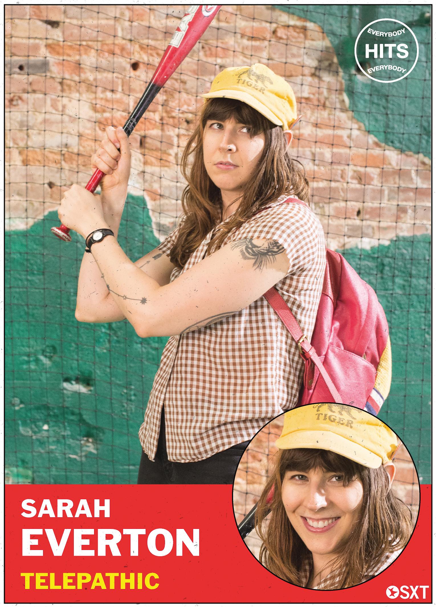 Sarah Everton of Telepathic