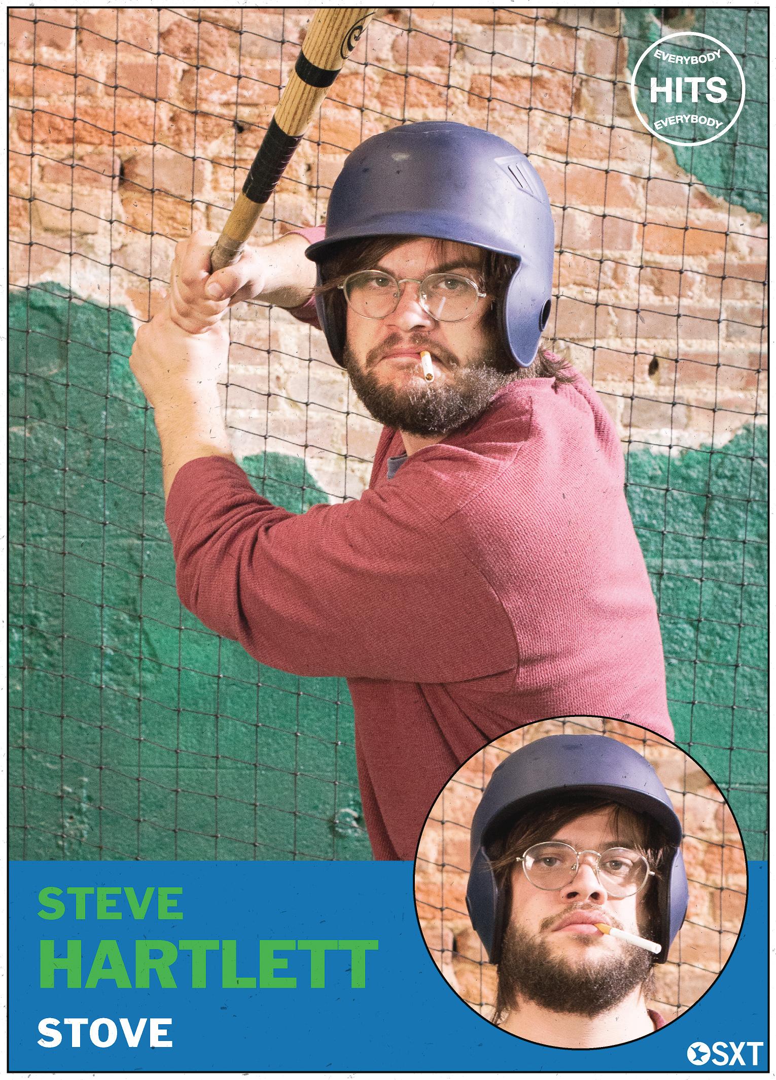 Steve Hartlett of Stove