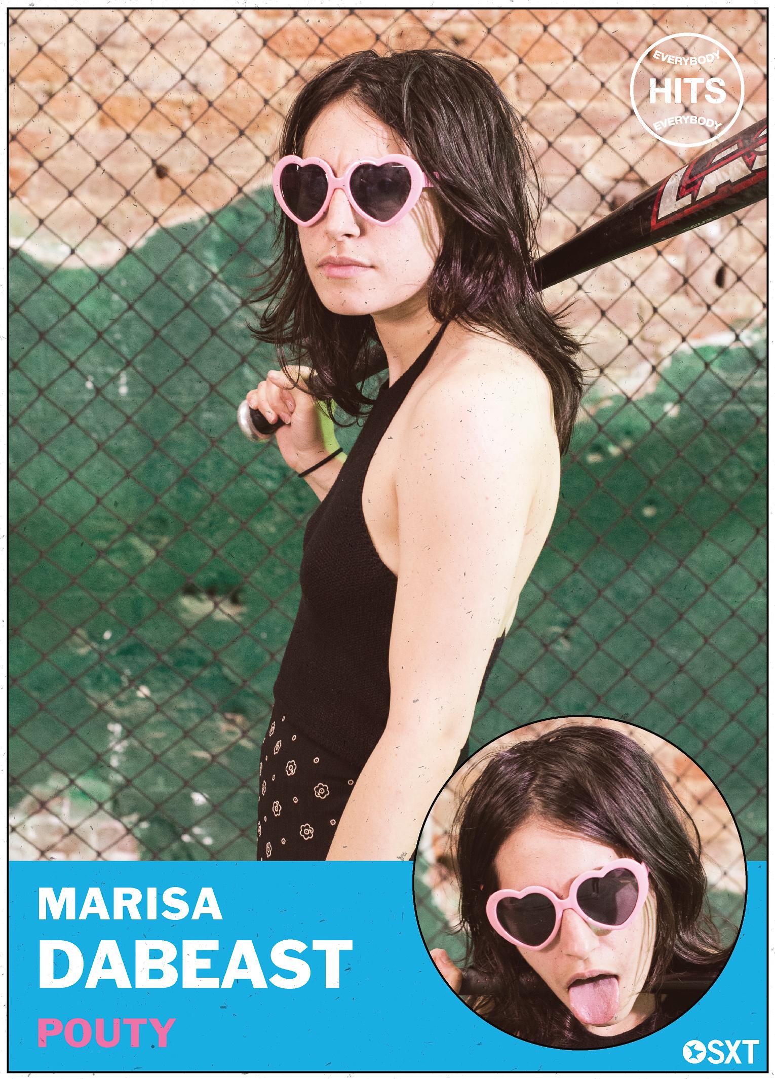 Marisa DeBeast of Pouty