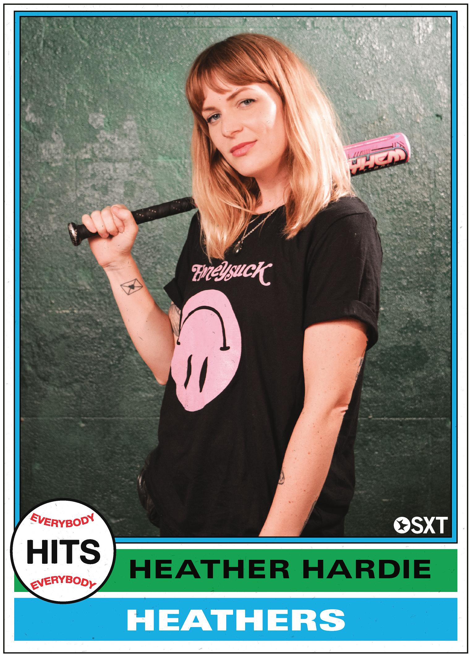 Heather Hardie of Heathers