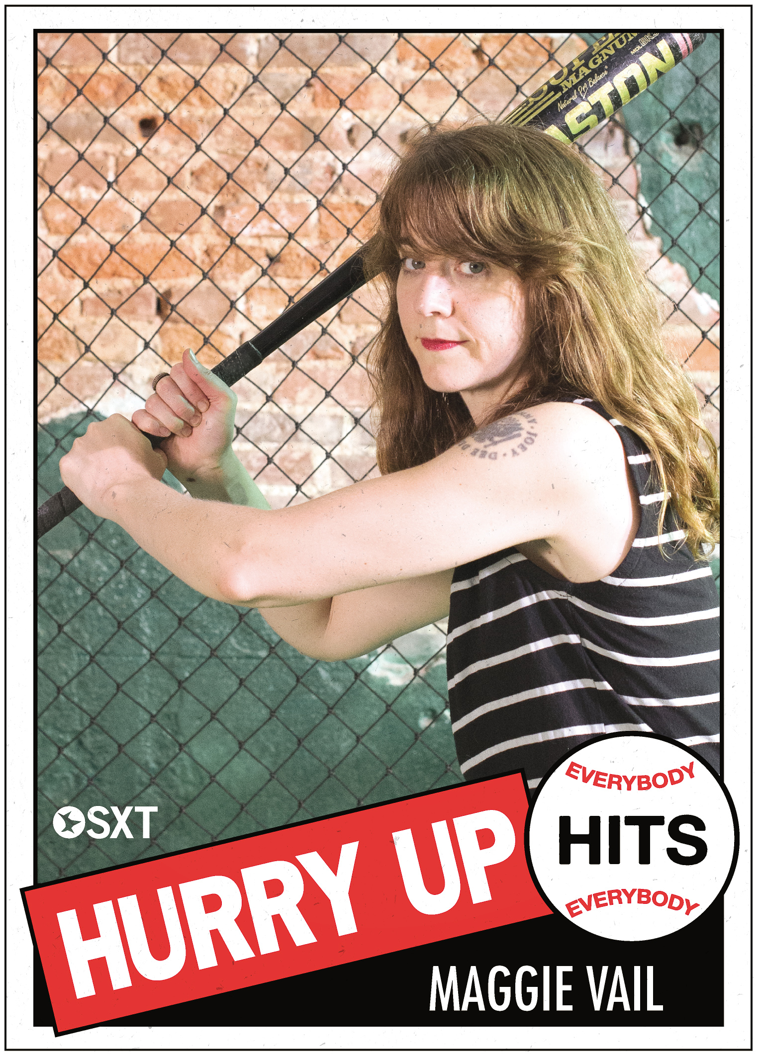 Maggie Vail of Hurry Up