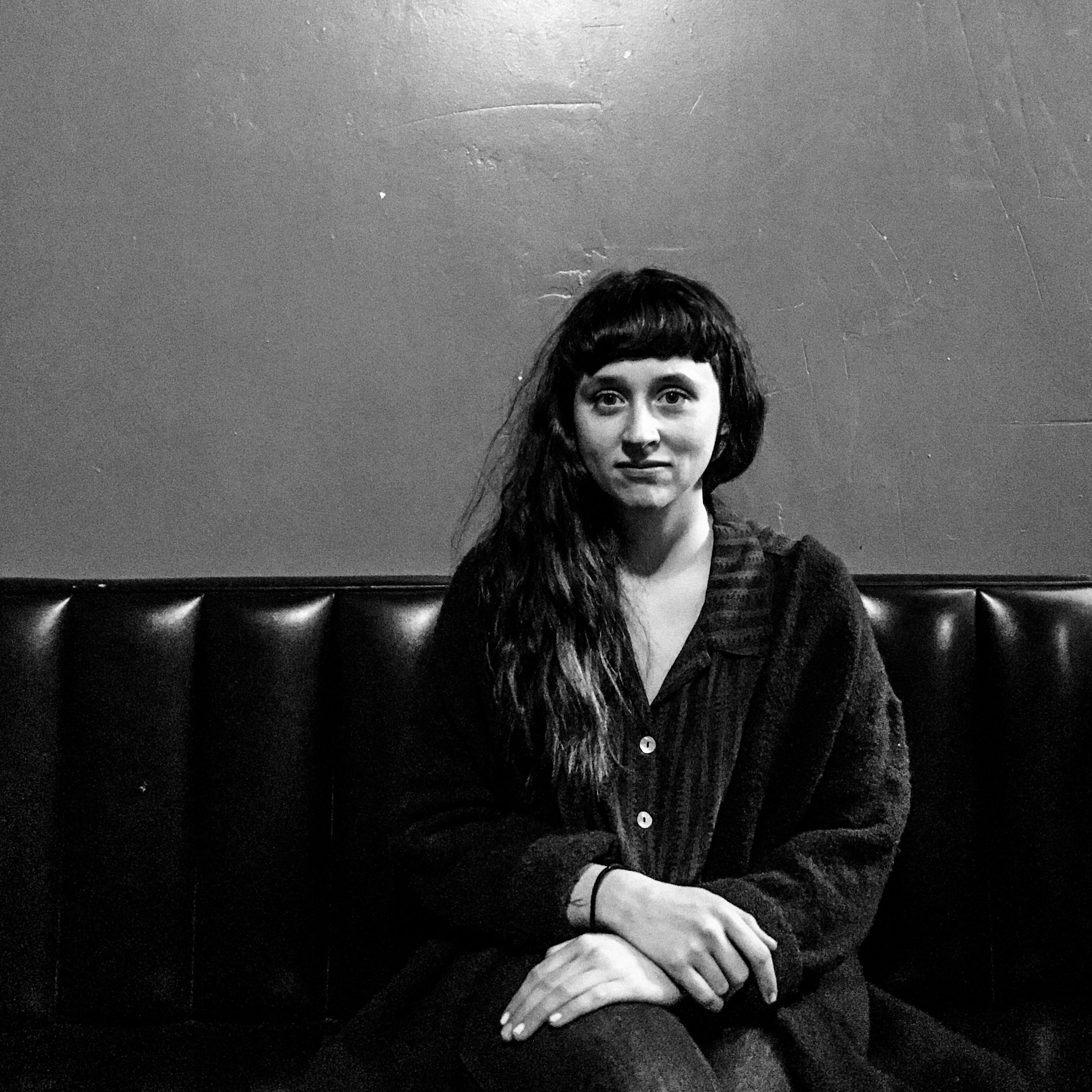 Waxahatchee, March 2017.  Johnny Brenda's, Philadelphia. iPhone 7.