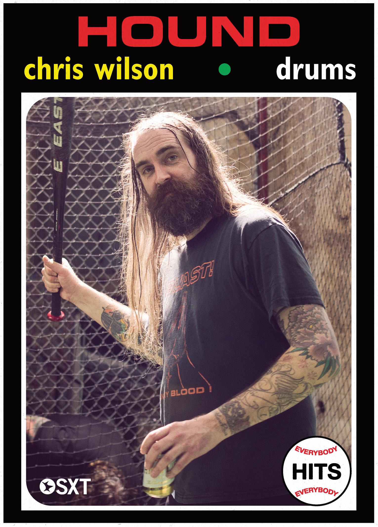 Chris Wilson of Hound