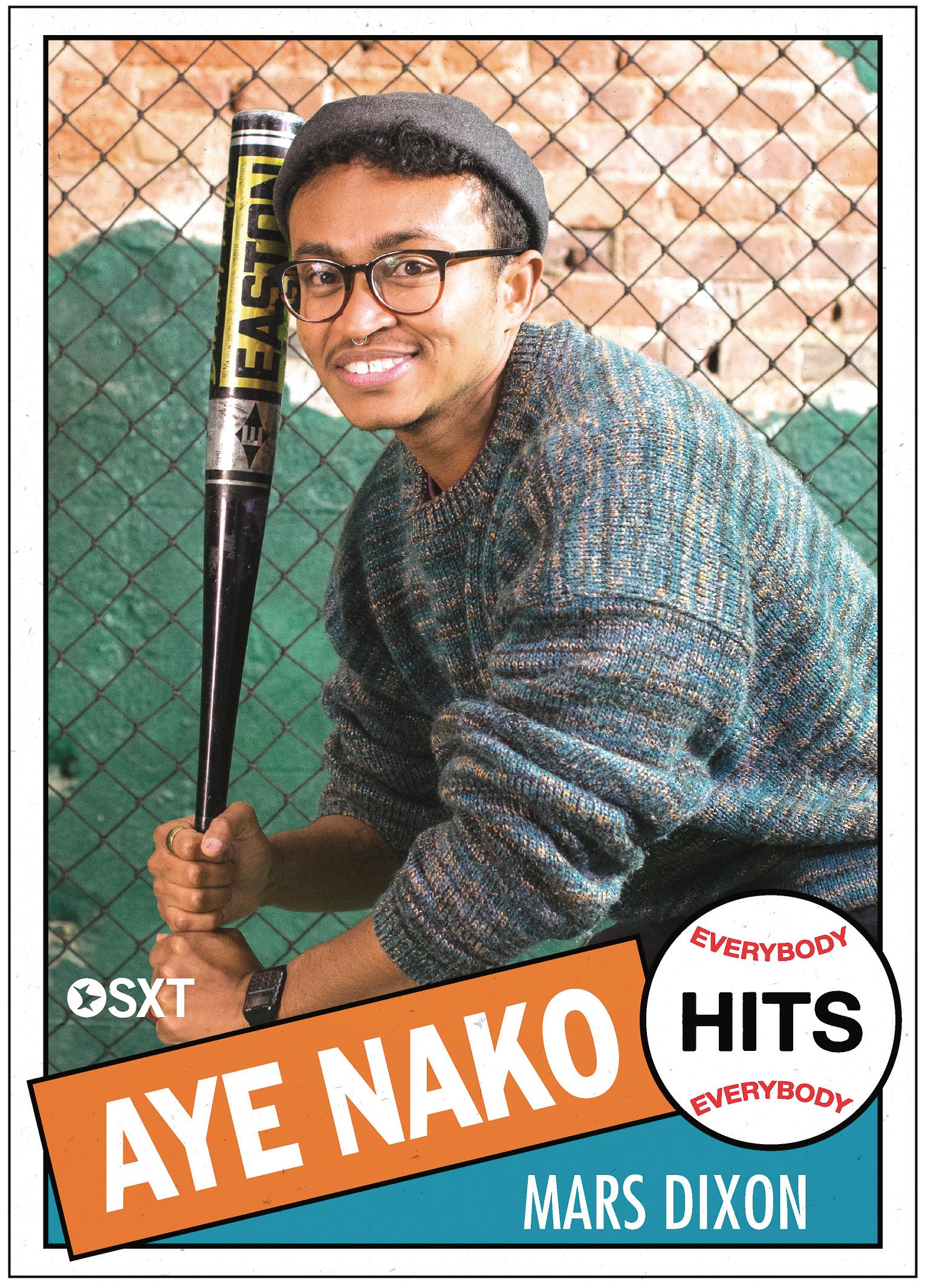 Mars Dixon of Aye Nako
