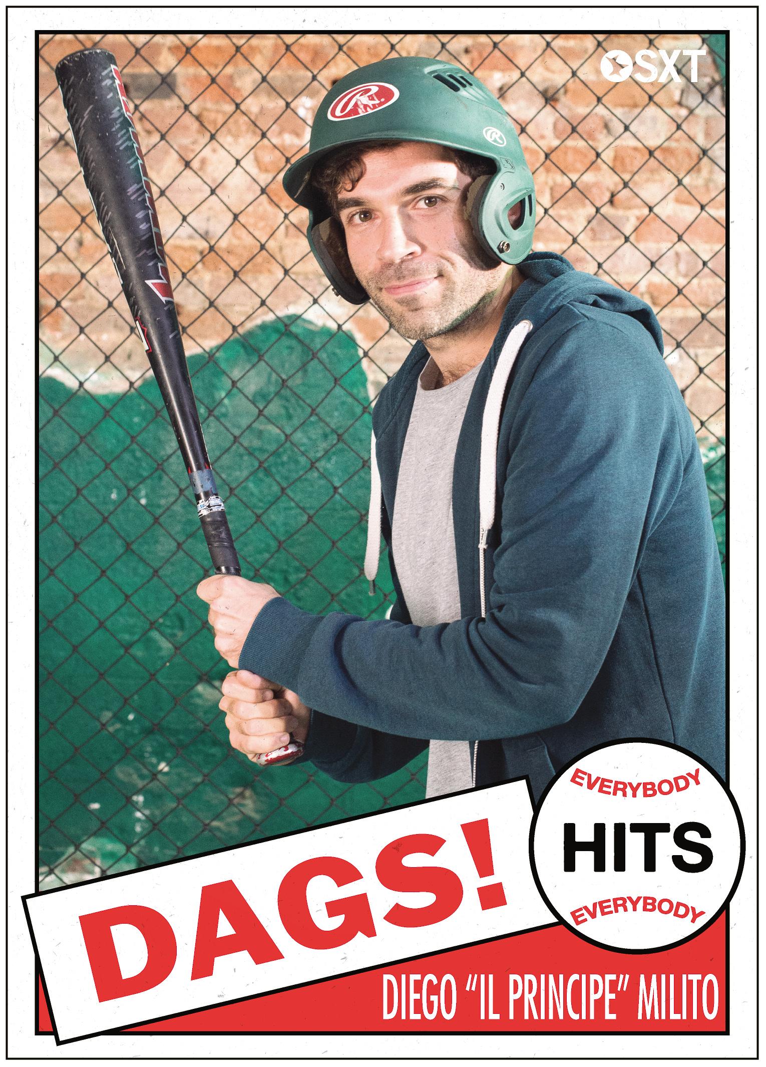 Diego Milito of DAGS!