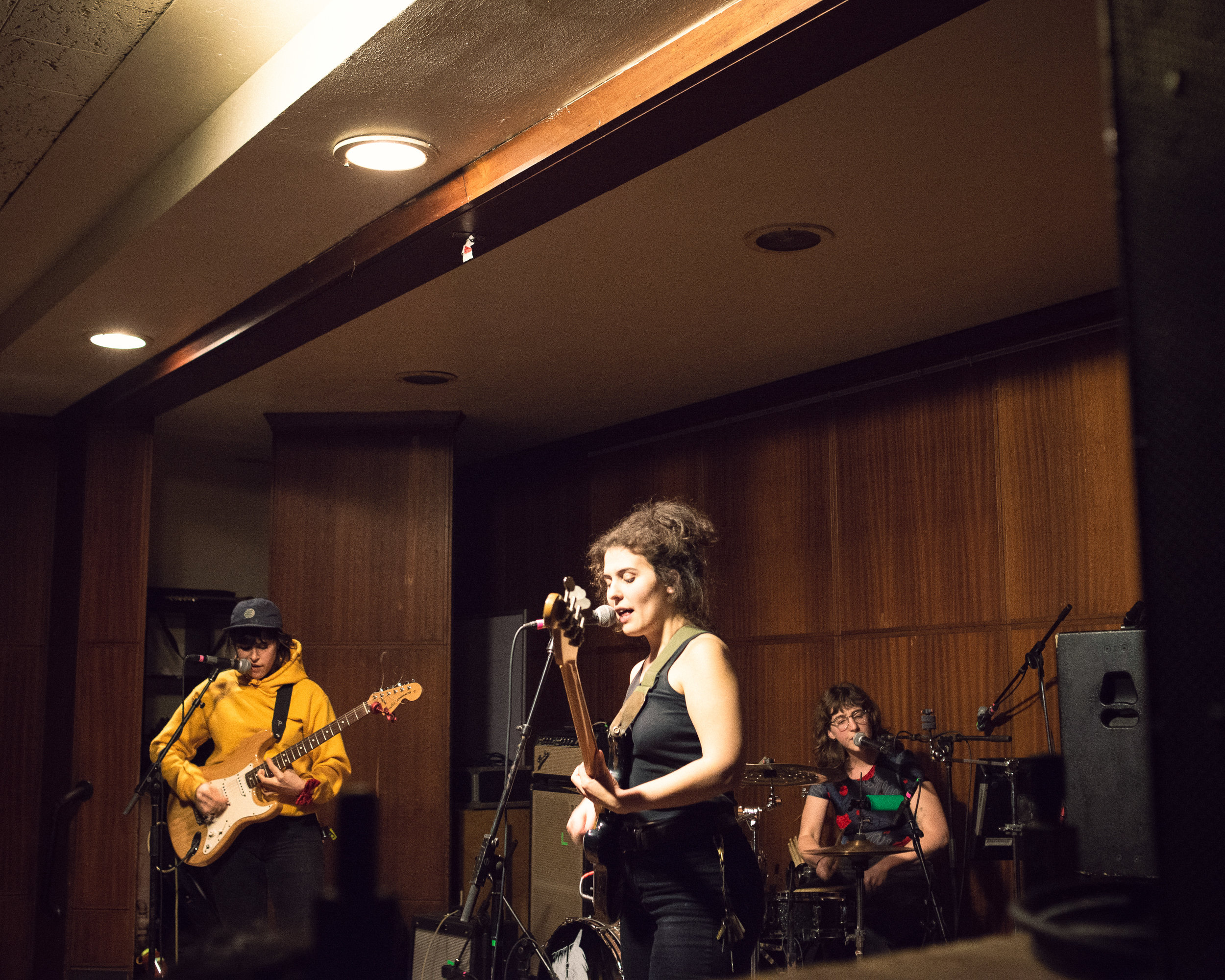 Palberta at the First Unitarian Church