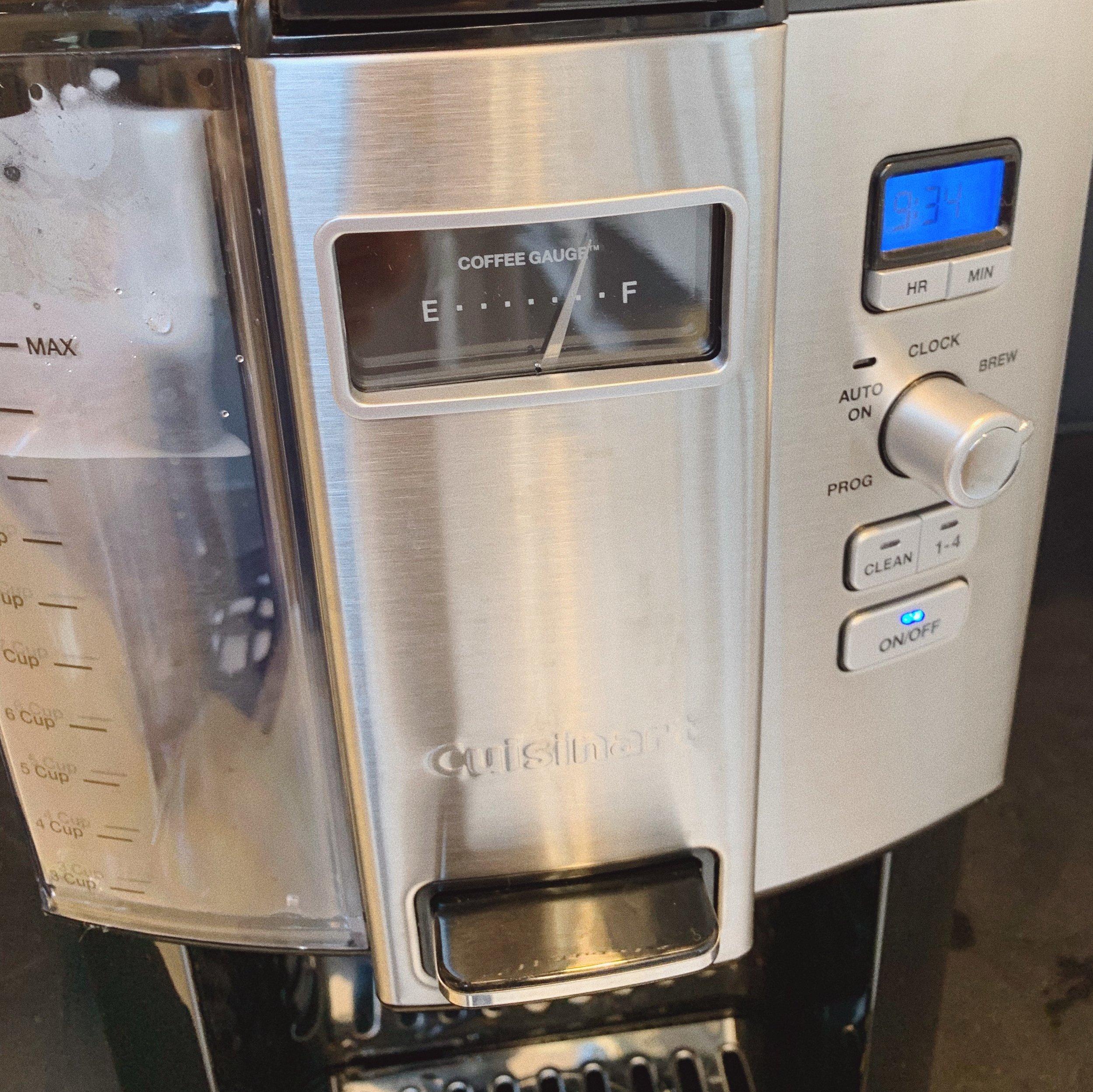 The Coffee Gauge™