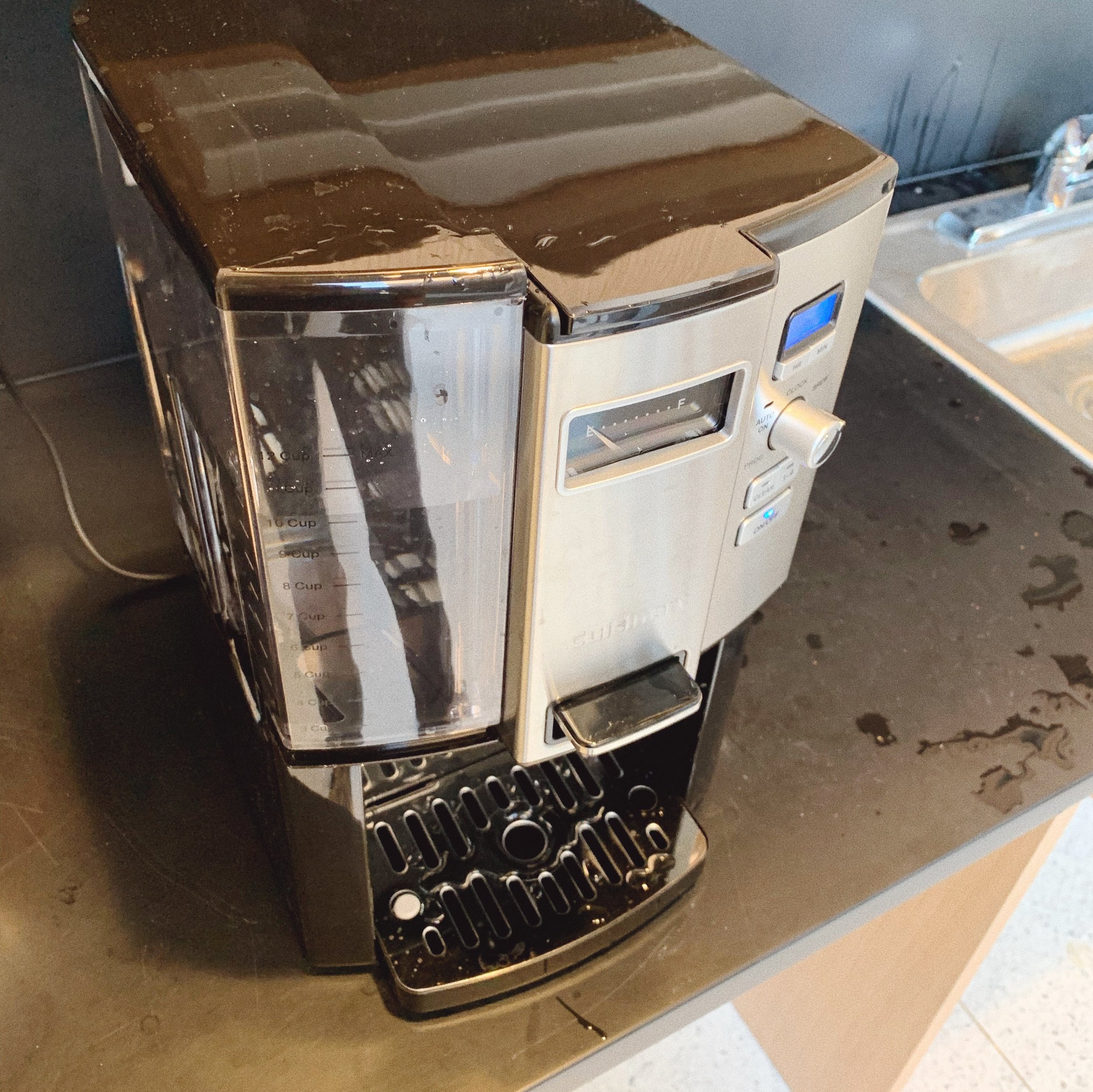 The Cuisinart Coffee on Demand DCC-3000 Brewer