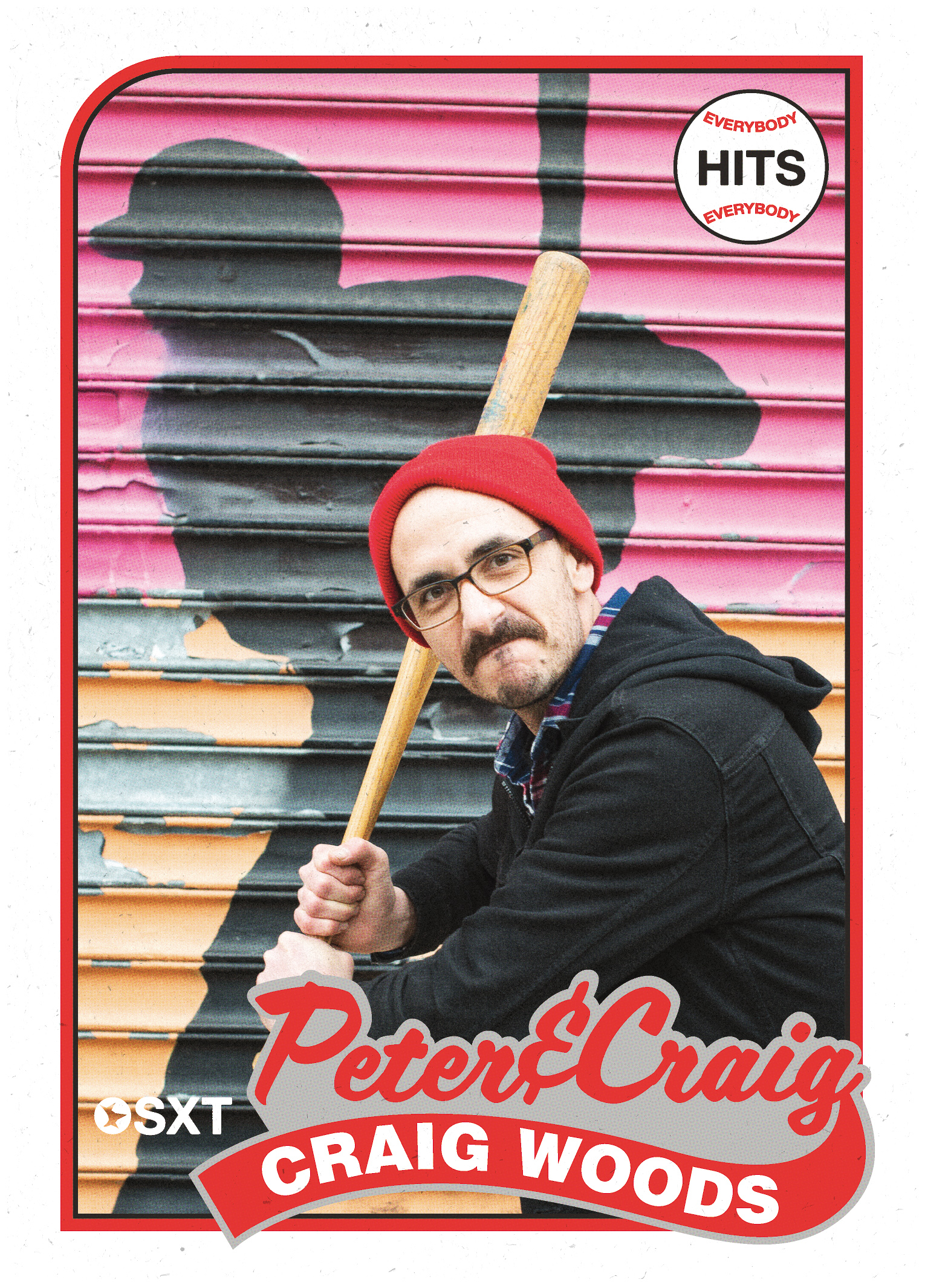 Craig Woods of Peter & Craig