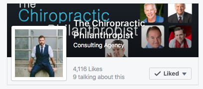 """The Chiropractic Philanthropist is a Podcast. It's about giving back. No BS. Struggles and Lessons Learned in Life and Practice and WHAT""""S WORKING!"""