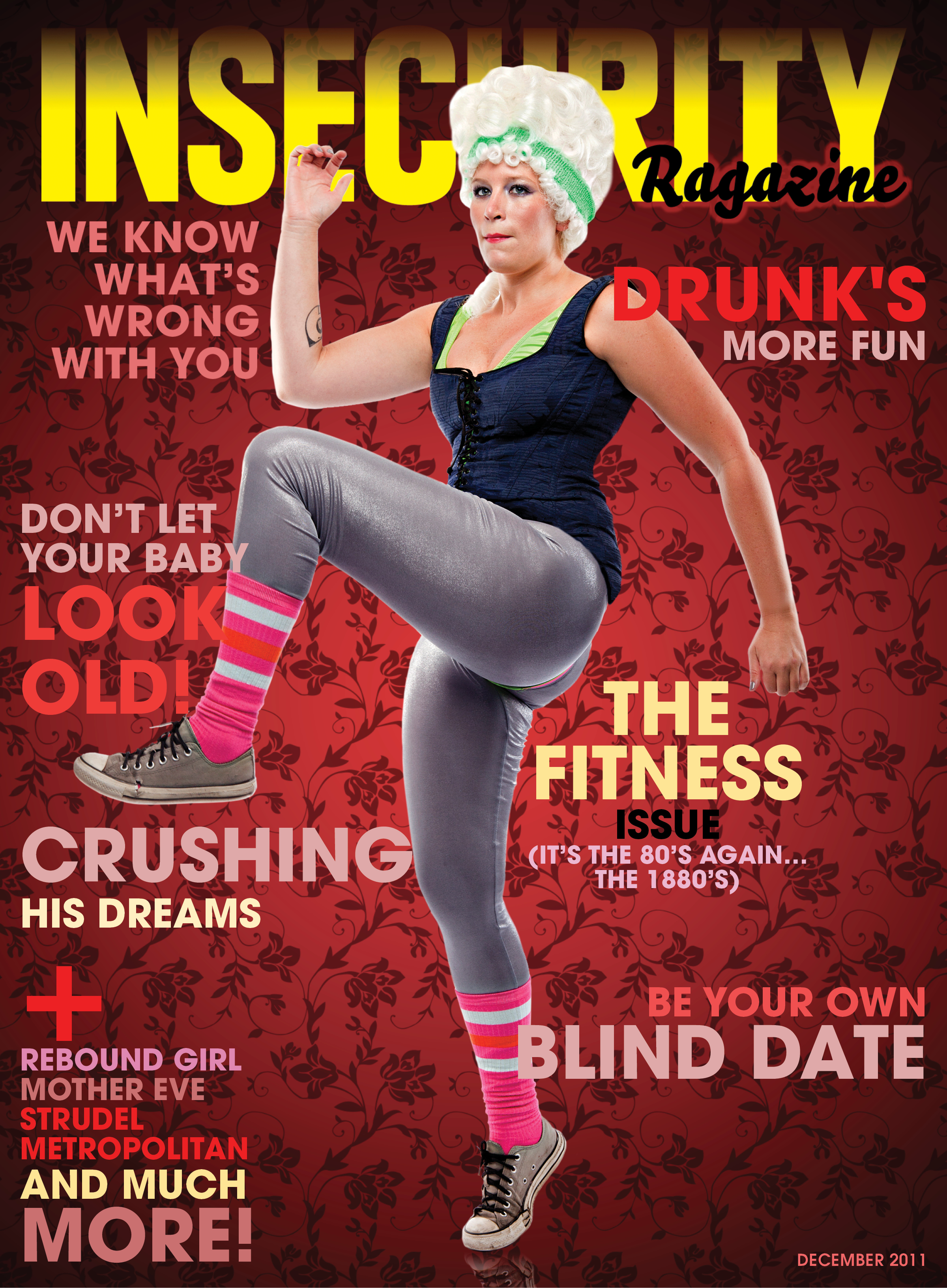 ISSUE 11- THE FITNESS ISSUE