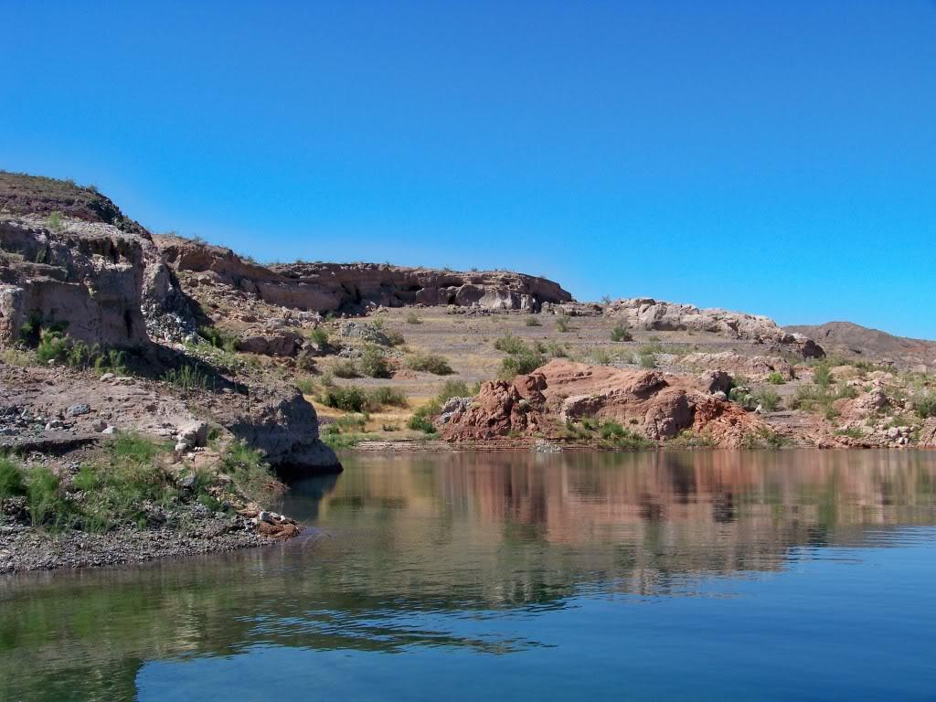 Swallow Bay Boulder Basin