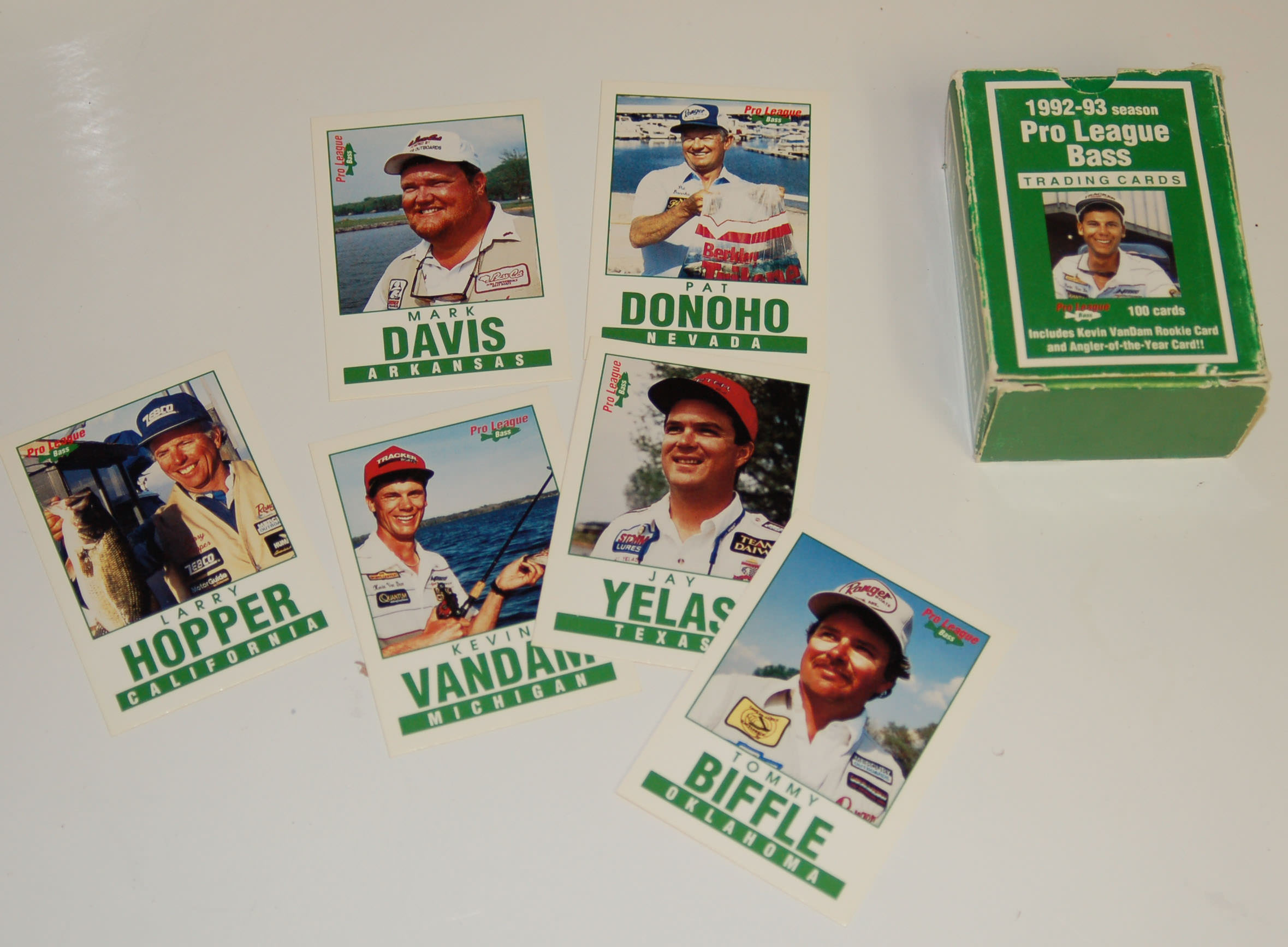 Mike Jones Trading Cards