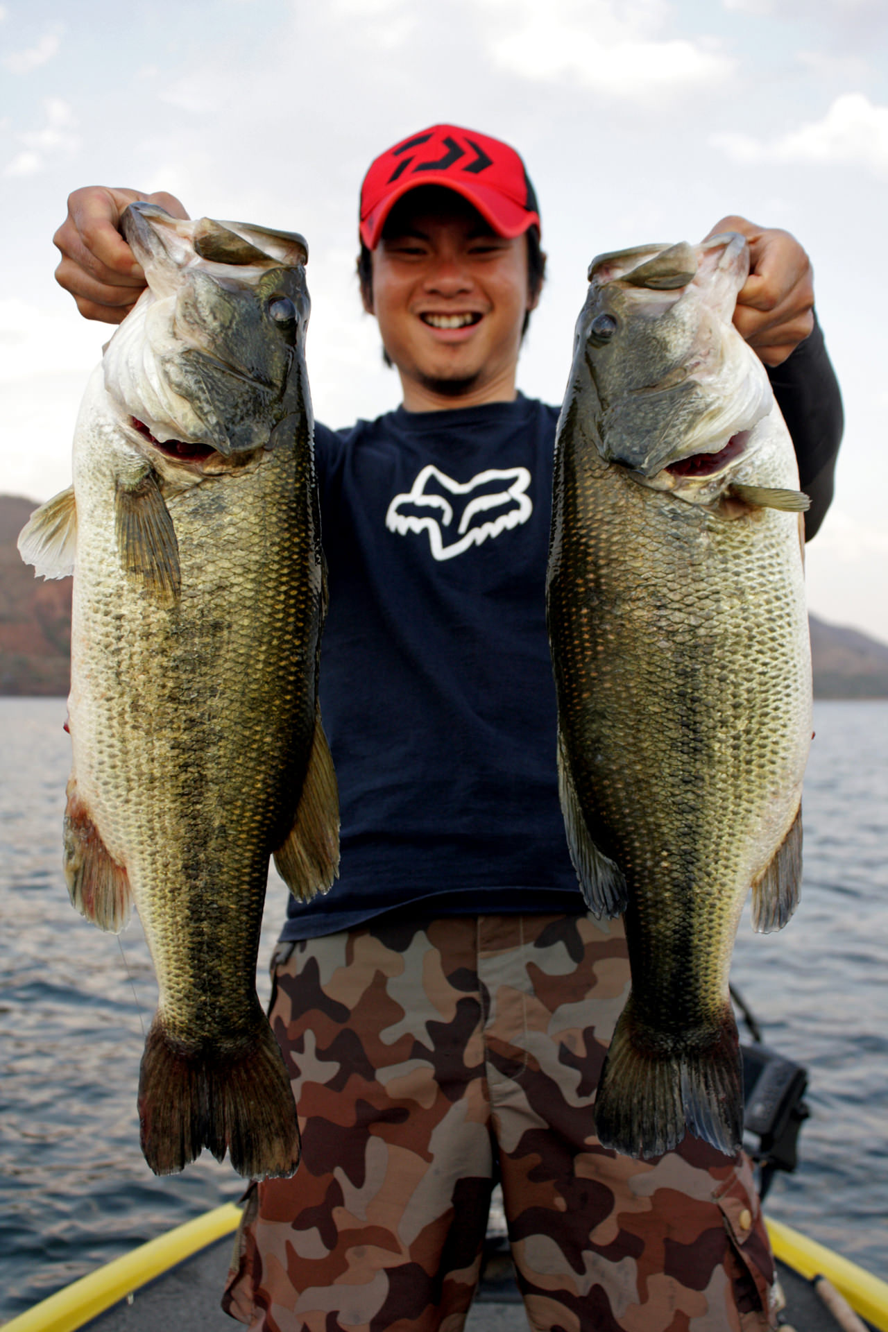 Fish it at the right conditions, the rewards of throwing a swimbait for the day can be amazing.