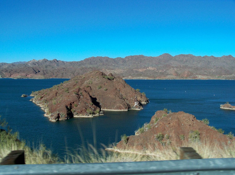 Heron Island Lake Havasu Arizona California Border