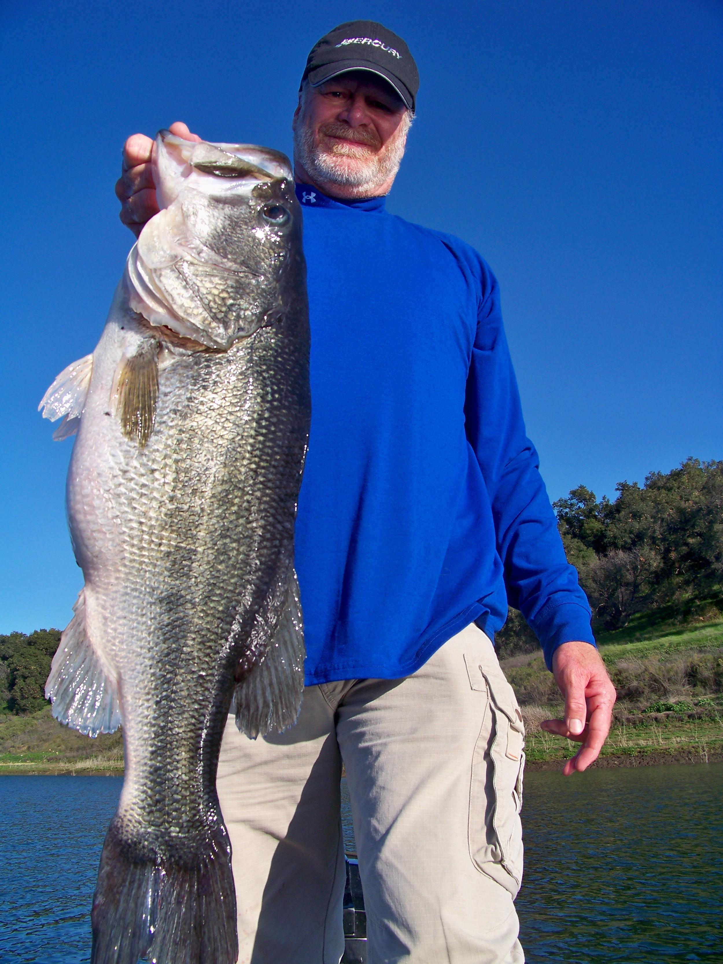 Lake Casitas CA Big Girl