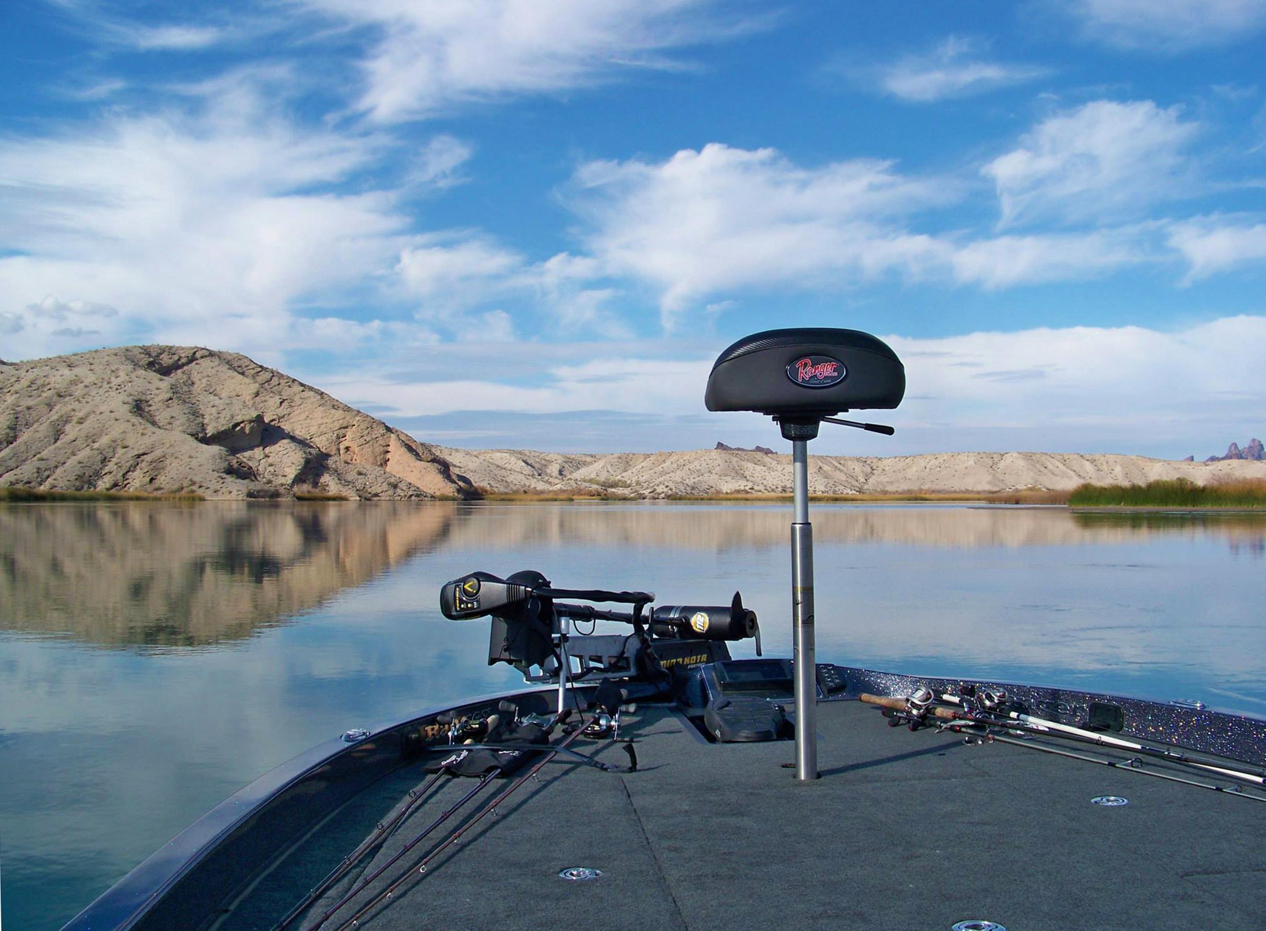 Colorado River at Blankenship Bend