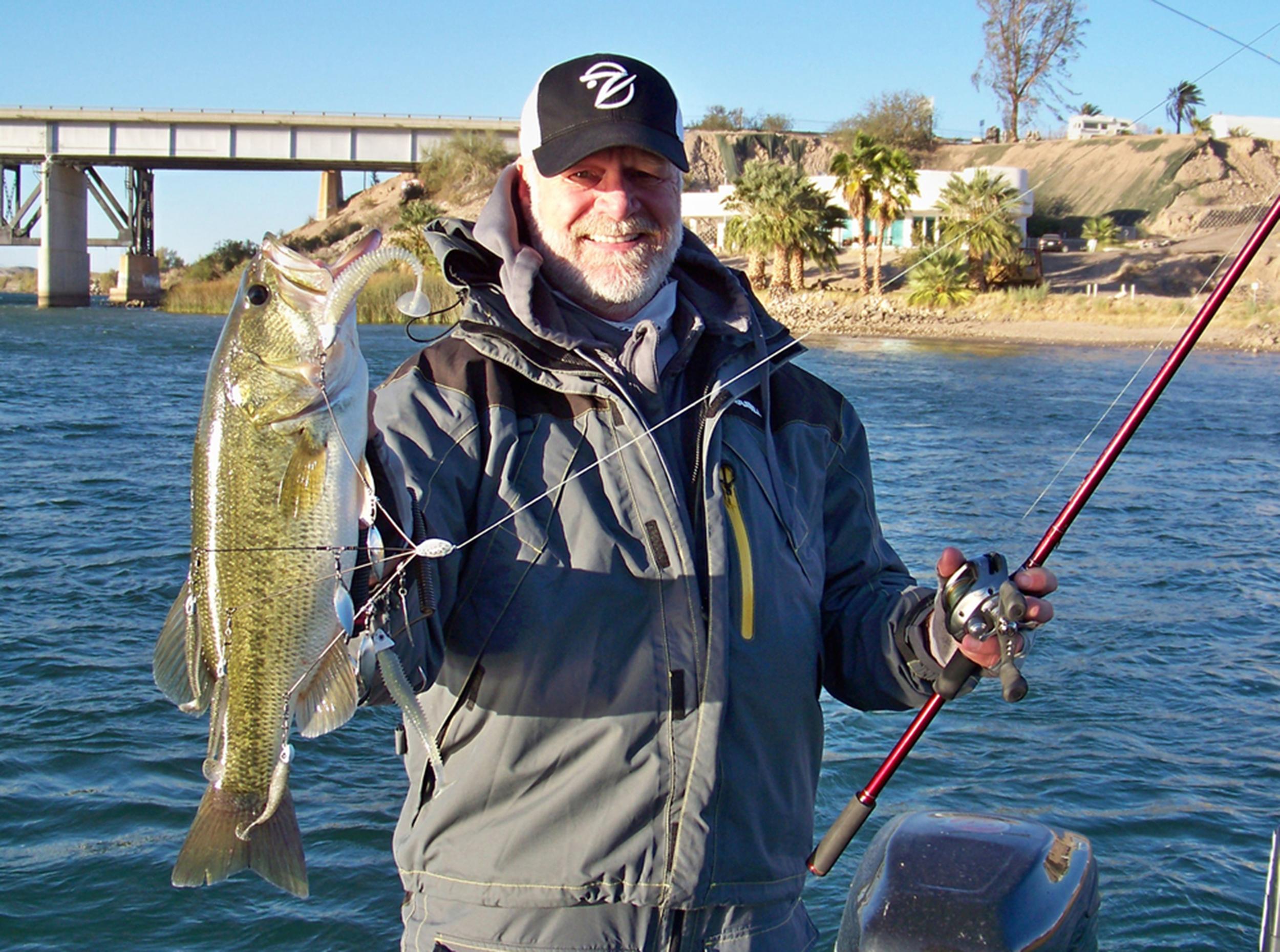 Lake Havasu Arizona Largemouth Bass