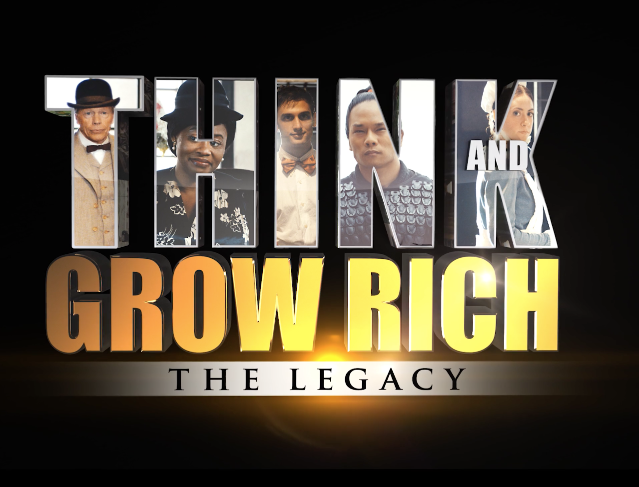 Think and Grow Rich  is the playbook that countless millionaires and billionaires have used to achieve their success and lead a RICH life.