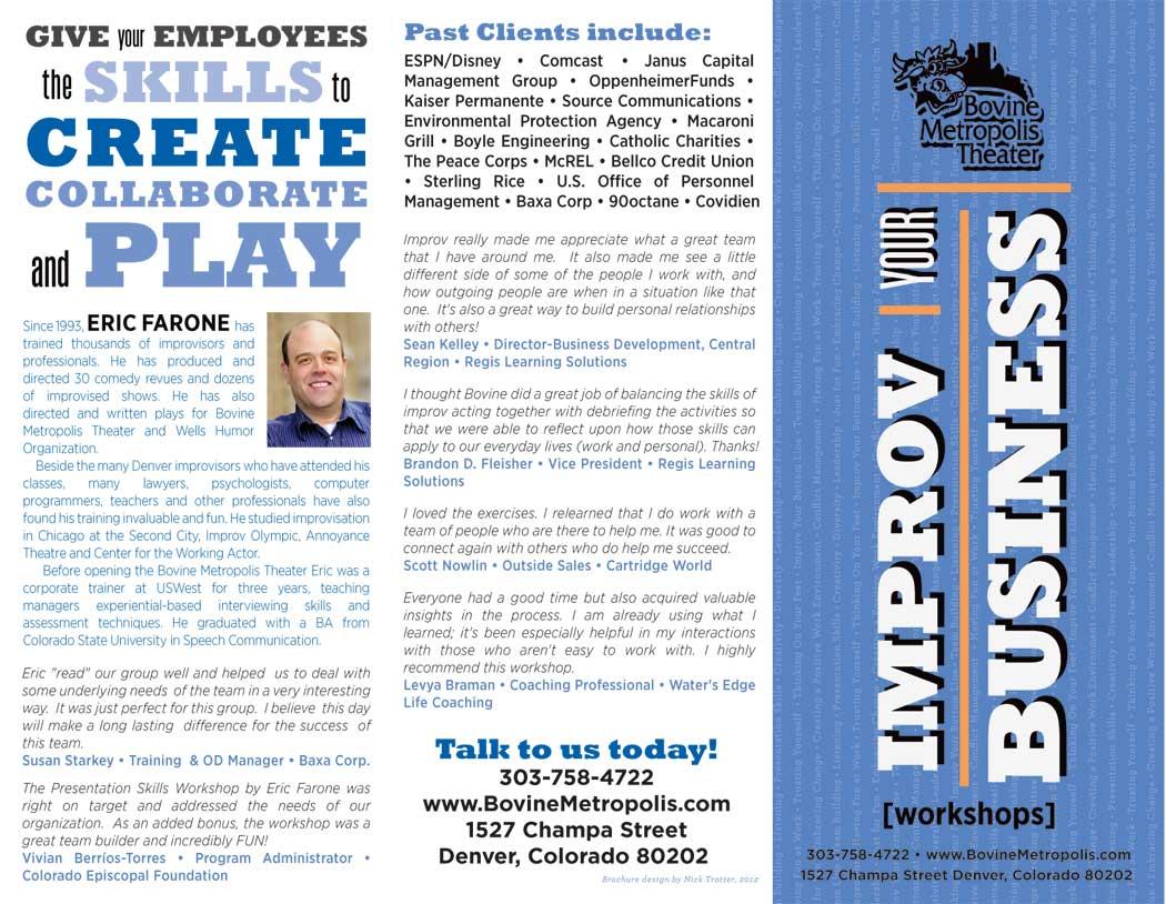 Brochure Exterior