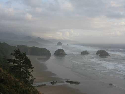 Crescent Beach, Oregon