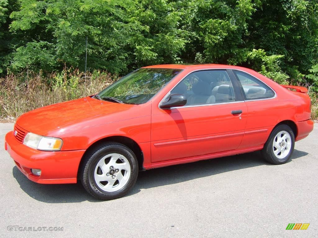 1997 Nissan 200SX -  Don't ever buy one of these. They're no fun, and they never break down.