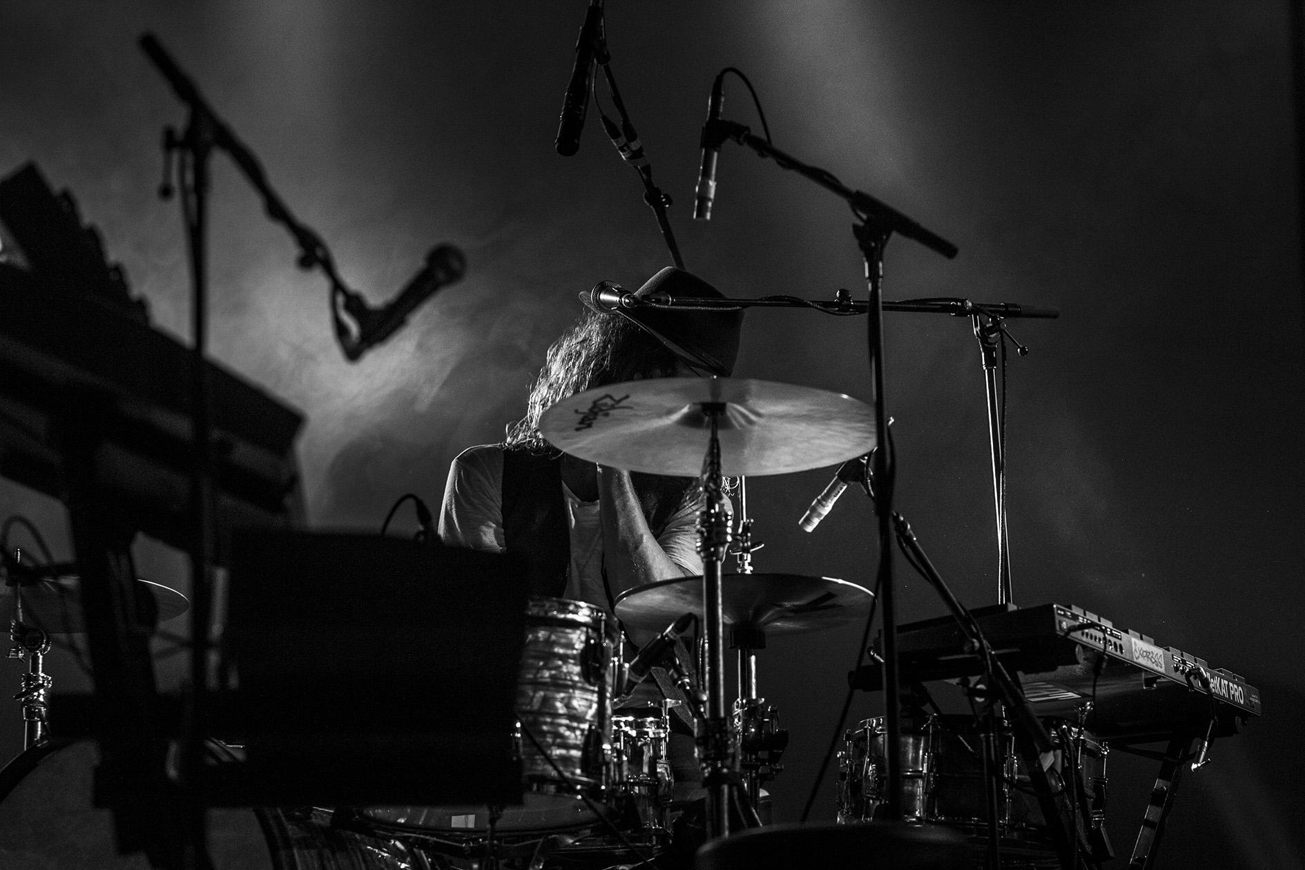 Drummer, John Butler Trio