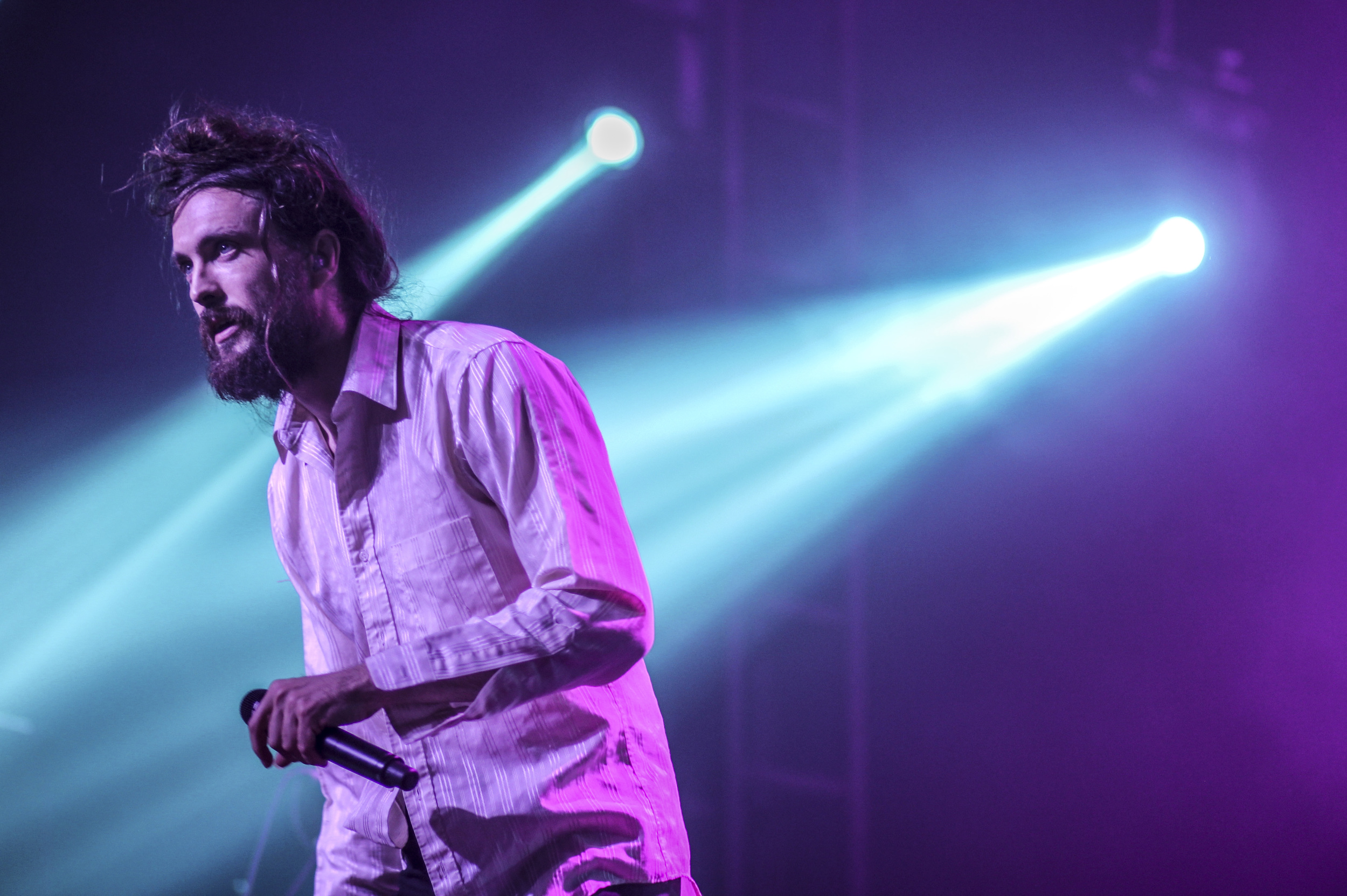 Alex Ebert, Edward Sharpe and the Magnetic Zeros