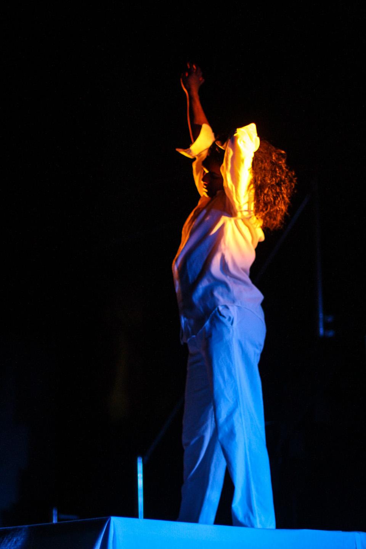 Angel (Jeremy LaBoy)  Photo courtesy of Chris Nguyen.