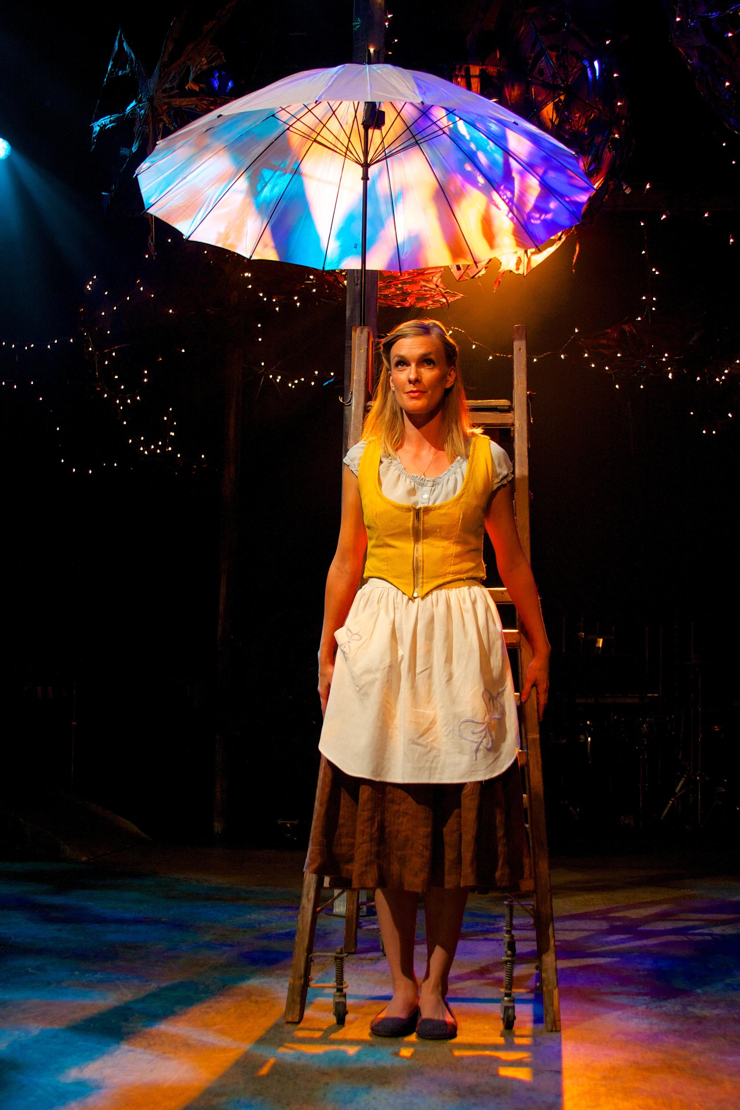 Cinderella (Liv Stevns)  Photo courtesy of Stephen M. Woo.