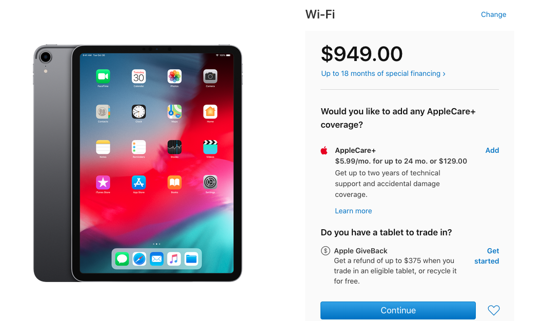 Why do you have to be so damn expensive iPad?