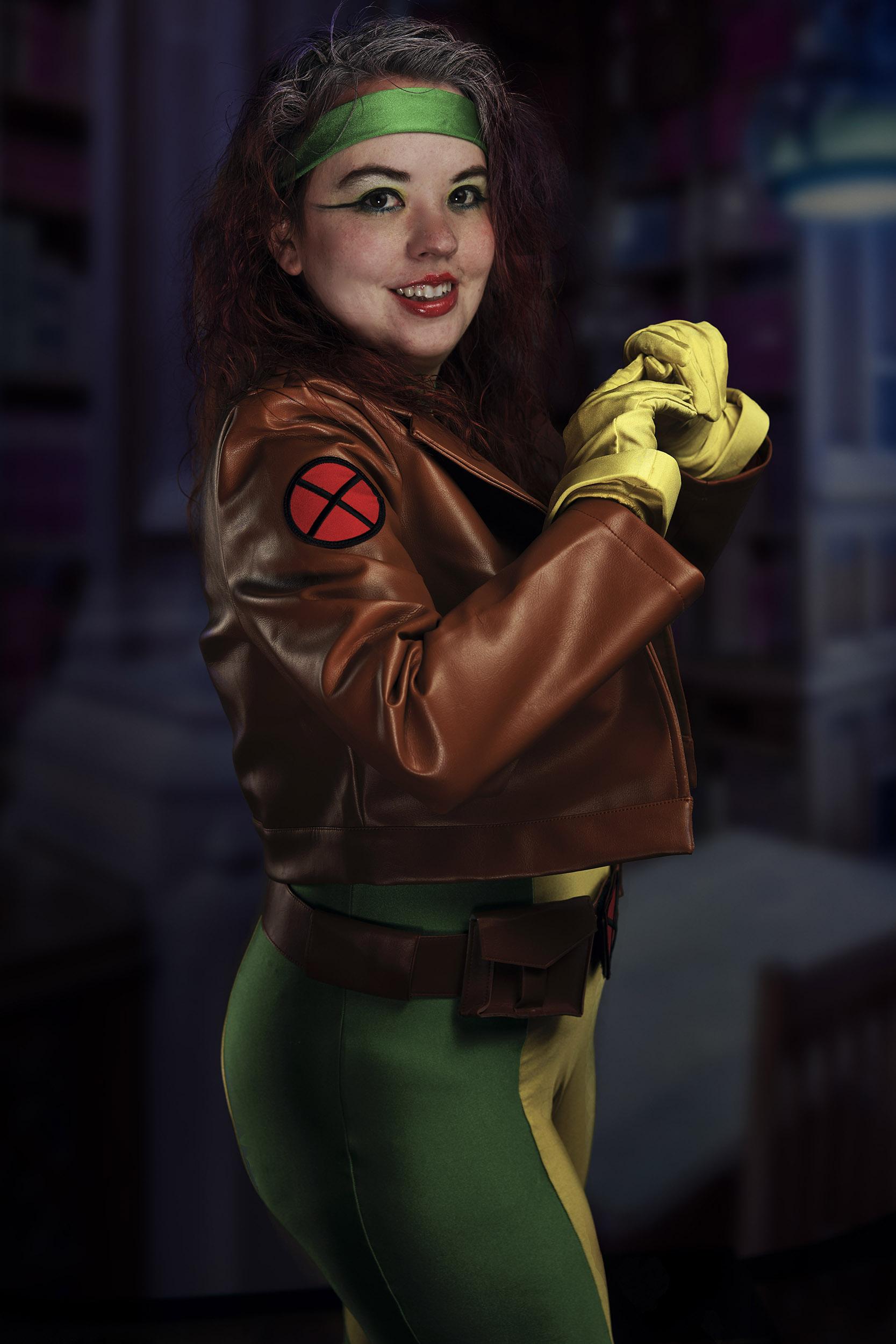 Batsy Sinclair - Rogue
