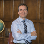 Rene Van Acker, Dean of Ontario Agricultural College