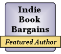 I was a featured author on the Indie Book Bargains site!