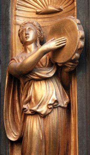 Miriam, Baptisero, Florence, Italy
