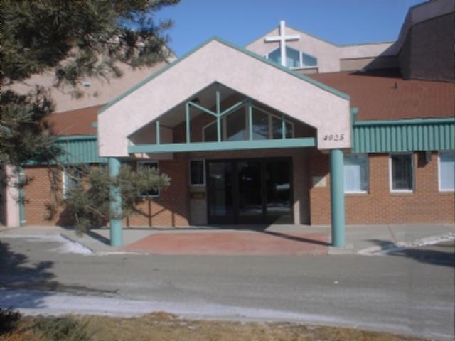 McClure United Church, SK