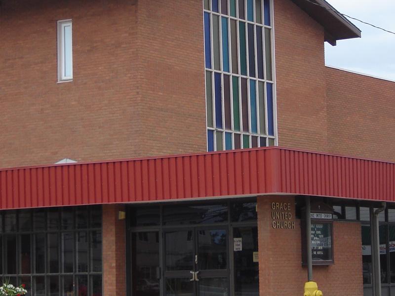Grace United Church, AB