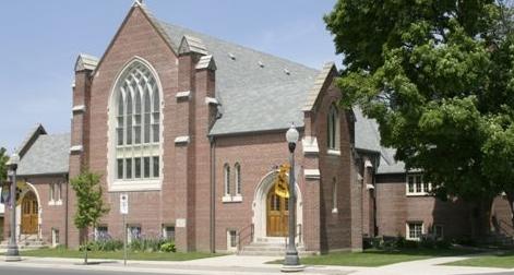 Mark Street  United Church, ON