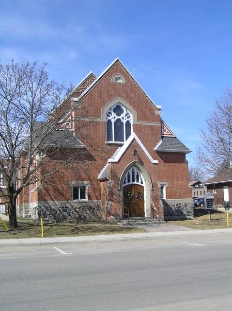 Bracebridge United Church