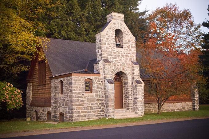 A Rowe Center chapel