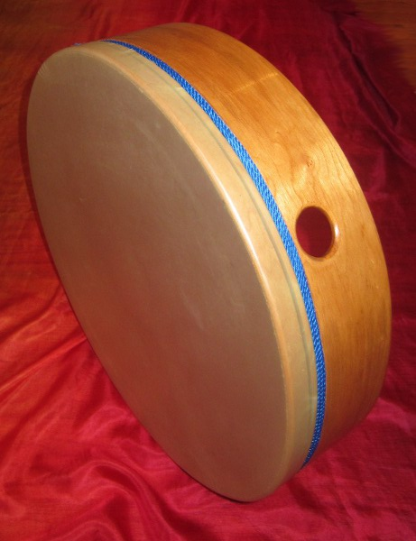 Frame drum without jingles (tar)