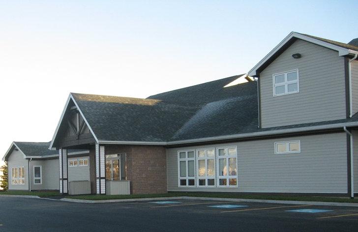 Cole Harbour - Woodside United Church, Nova Scotia, Canada