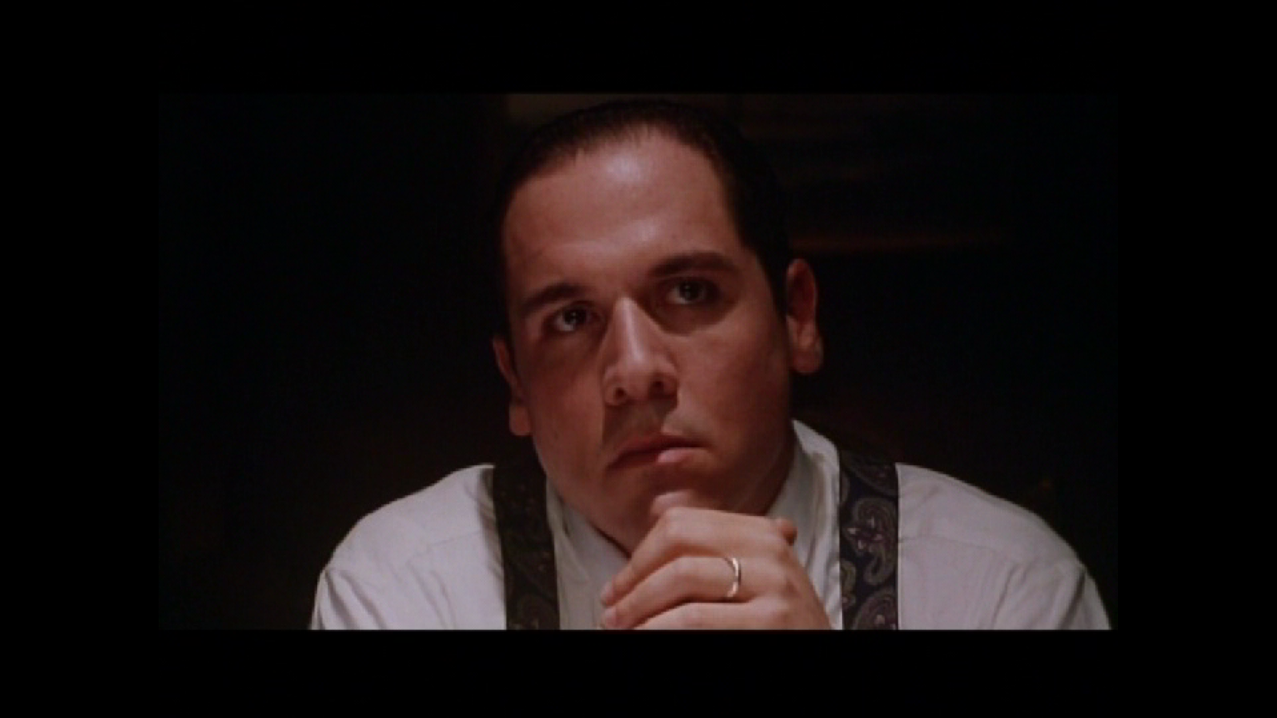 "Jon Favreau in ""Notes from Underground"""