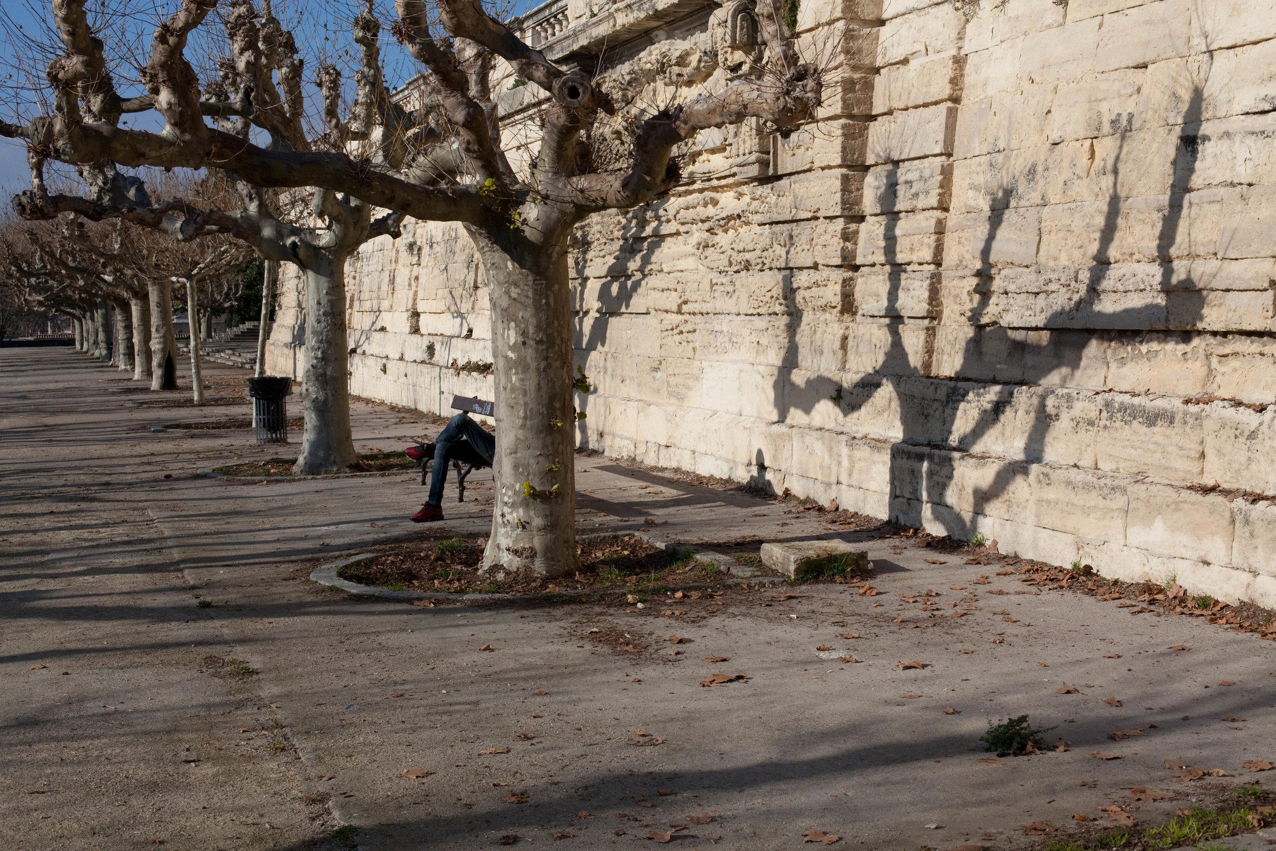 Le Peyrou, Montpellier