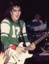 """""""You don't lose when you lose fake friends."""" - Joan Jett"""