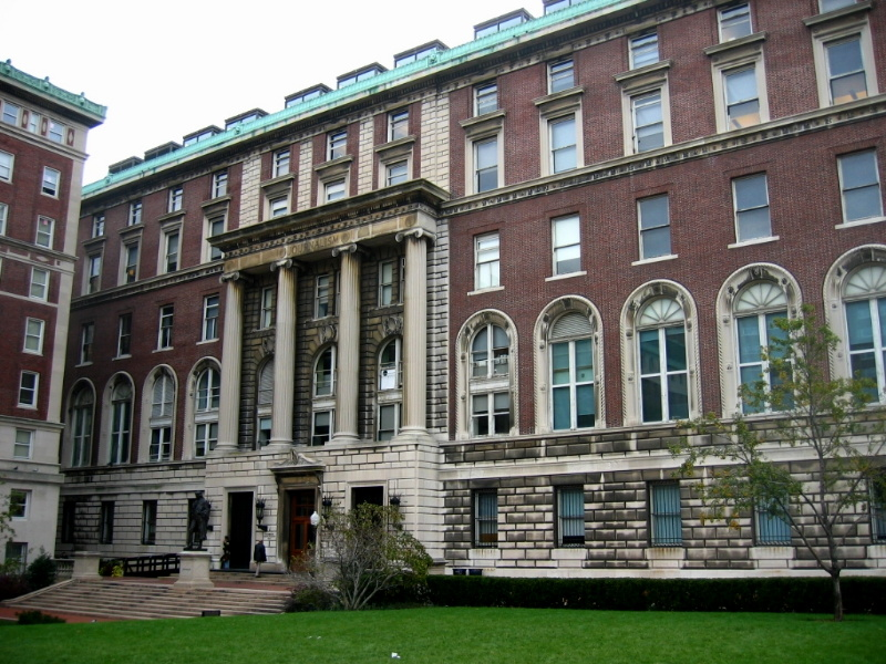 The Columbia University School of Journalism saw a 10 percent increase in applications in the past year.