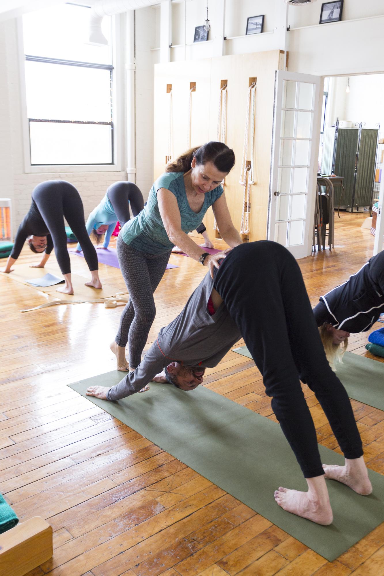 providence-iyengar-yoga-studio